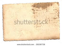 blank creased crumpled paper texture background stock photo