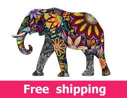 25 Best Nursery Wall Decals by Creative Decoration Elephant Wall Decor Marvellous Design 25 Best