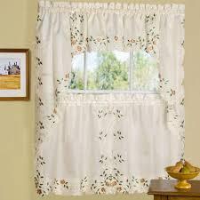 Lorraine Curtains Rosemary Kitchen U0026 Tier Curtains Lorraine Home Fashions