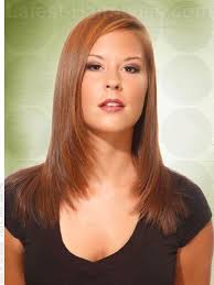 interior layers haircut 18 stylish heart shaped faces hairstyles