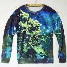 galaxy sweater galaxy sweater unisex mystic the higher shop