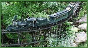 garden model railways g trains tracks accessories etc