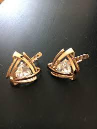 cercei de aur cercei de aur 585 noi un cadou extraordinar persoanelor dragi