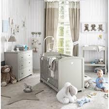 chambre bébé maison du monde commode enfant en bois taupe l 90 cm pastel maisons du monde