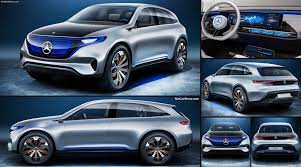 future mercedes benz cars mercedes benz generation eq concept 2016 pictures information