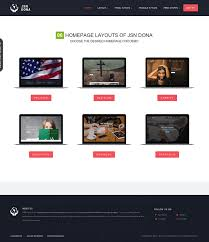 Free Homepage For Website Design 10 Awesome Free Joomla Seo Optimised Templates