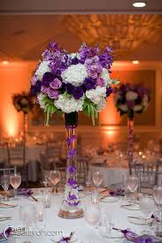 How To Make Centerpieces For Wedding Reception by Best 25 Purple Wedding Centerpieces Ideas On Pinterest Purple