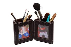 Magnetic Desk Organizer Desk Organizer Pen And Pencil Holder With Picture Frame By