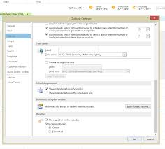 change calendar layout outlook 2013 how to change outlook 2013 temperature to celsius from farenheit