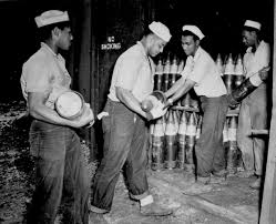 Naval Services First Decoration Pictures Of African Americans During World War Ii National Archives