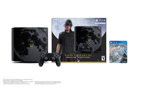 limited edition playstation 4 1tb xv limited edition bundle for