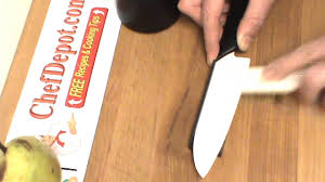 ceramic knife repair youtube