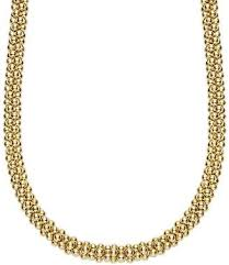 golden rope necklace images Gold rope necklace shopstyle jpg