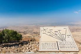 mount nebo madaba mount nebo is mentioned in the bible
