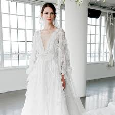 bridal wedding dresses bridal fashion shows martha stewart weddings