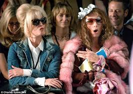 Ab Fab Meme - jennifer saunders reveals ab fab movie was result of 10k bet with