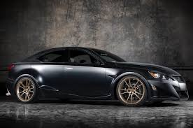 lexus is 350 upgrades lexus to show off four is fs and a is 350 with f sport accessories