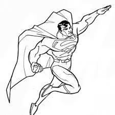 superman coloring pages u2013 birthday printable