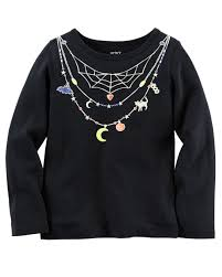 halloween store eugene oregon spirit long sleeve halloween tee carters com