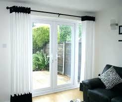 Black Sheer Curtains Sheer Curtains For Doors Door Curtains Black Sheer