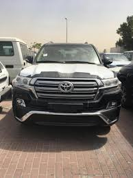 toyota land cruiser 2017 brand new toyota land cruiser gxr v8 2017 model black color for