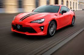 toyota new sports car 2017 toyota 86 860 special edition first look review