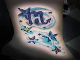 scorpio sun sign tattoos google search tattoo ideas