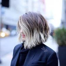brown and blonde ombre with a line hair cut 31 short bob hairstyles to inspire your next look blonde ombre