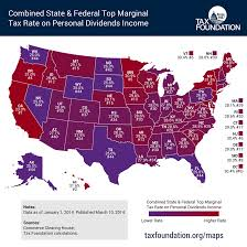 Personal World Map by How High Are Personal Dividends Income Tax Rates In Your State