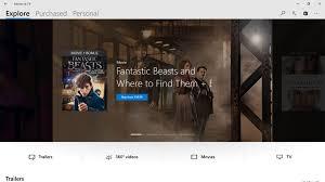 movies u0026 tv app for windows 10 gets a fun ui refresh thurrott com