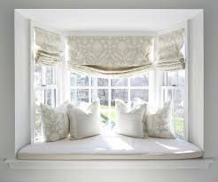 curtains for bay windows with window seat 3492