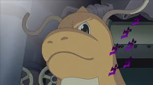 Dragonite Meme - menacing dragonite menacing ゴゴゴゴ know your meme