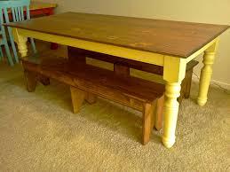 simple dining room table diy farmhouse how plans idolza
