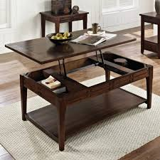 coffee table extendable top coffee table striking rising coffee table images ideas