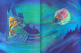 Peter Pan S Home by Golden Gems Walt Disney U0027s Peter Pan