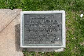 taunton municipal lighting plant file taunton green flagpole plaque jpg wikimedia commons