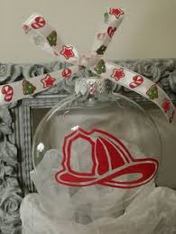 fireman ornament firefighter ornament personalized fireman