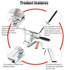 sharpening angle for kitchen knives ruixin pro iii knife sharpener professional all iron steel kitchen