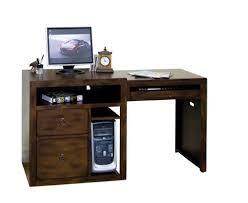 Small Wooden Desk Design Of Real Wood Computer Desk With Bridgefortfiledesk