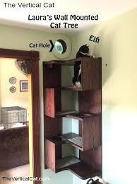 cat wall furniture wall mounted cat tree cat wall mounted cat furniture canada