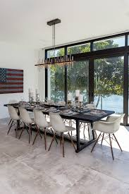 Magic Garden Table And Chairs Modern Magic A Team Crafts A Client U0027s Dream Vacation Home Home