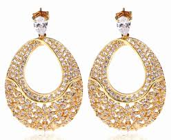 beautiful gold earrings best of gold earring design pic jewellry s website