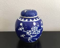chinese ginger jar etsy