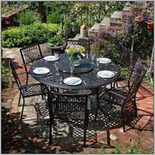 Patio Table 6 Chairs Round Patio Table And 6 Chairs Chairs Home Decorating Ideas