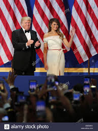 donald trump kw president donald trump and first lady melania at the salute to our