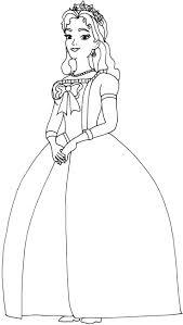 queen coloring pages download and print for free