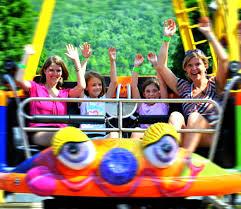 Lights On The Lake Lakemont Park Amusement Parks Explore Altoona Blair County Pa