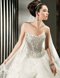 jeweled wedding dresses the luxury of wedding dresses with jeweled bodice sang maestro