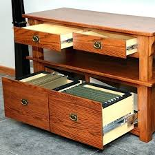 Lateral Two Drawer File Cabinet Mission Style File Cabinet Allnetindia Club