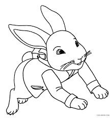 Beatrix Potter Peter Rabbit Coloring Pages Is Spotted By Page Rabbit Colouring Page